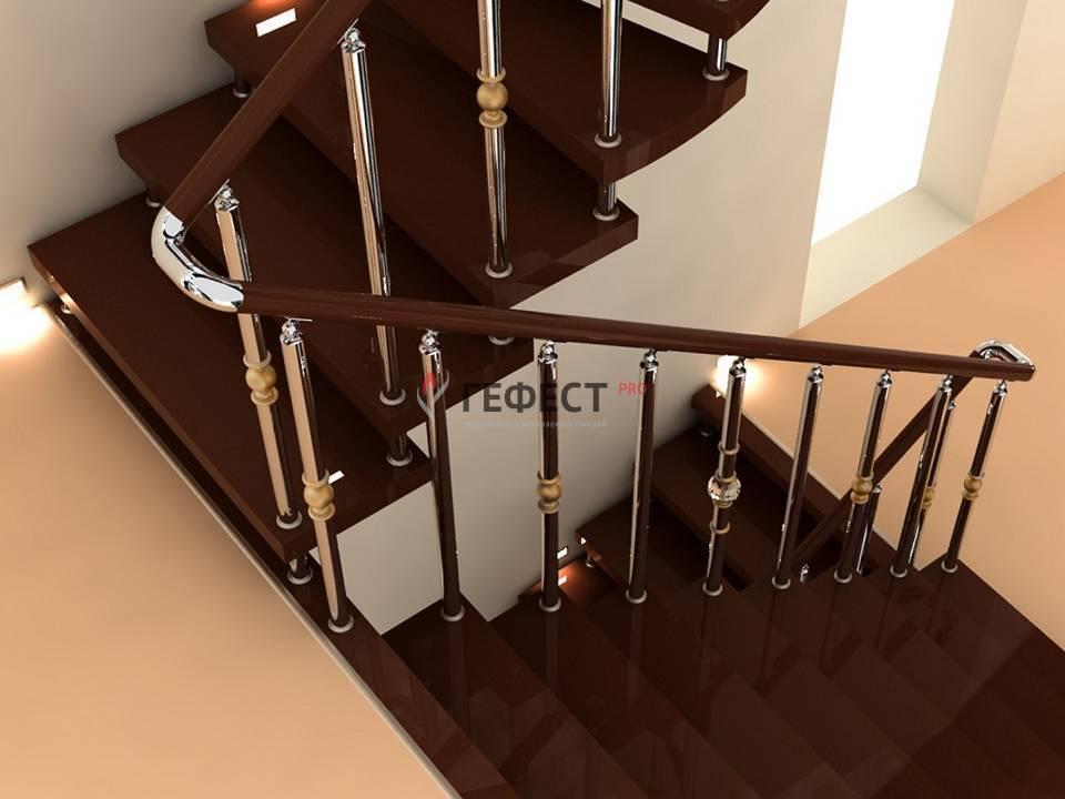 Больцы своими руками для лестницы 29